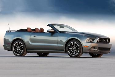 2014 Ford Mustang GT Coupe Slide