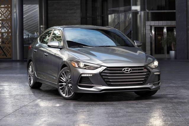 2017 Hyundai Elantra SE 4dr Car Hillsborough NC