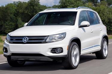 2014 Volkswagen Tiguan S Charleston South Carolina