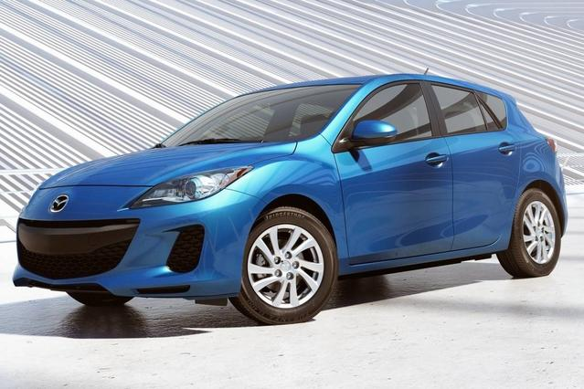 2012 Mazda Mazda3 I TOURING 4dr Car Winston-Salem NC