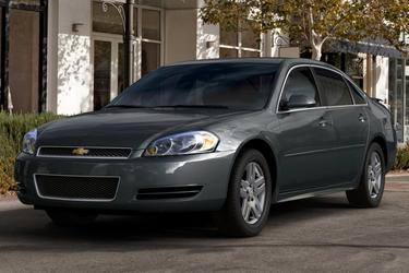 2015 Chevrolet Impala Limited LT 4dr Car Slide