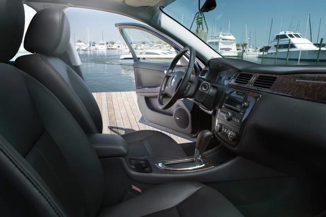 2015 Chevrolet Impala Limited LT 4dr Car Hillsborough NC