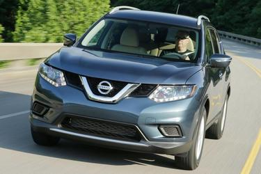 2016 Nissan Rogue S SUV Merriam KS