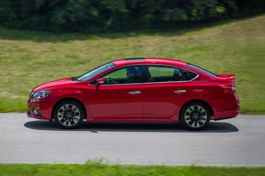 2017 Nissan Sentra SV Sedan North Charleston SC