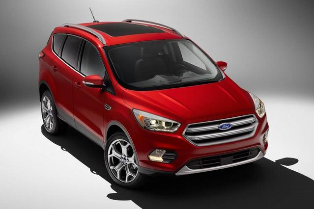 2017 Ford Escape SE Hillsborough NC