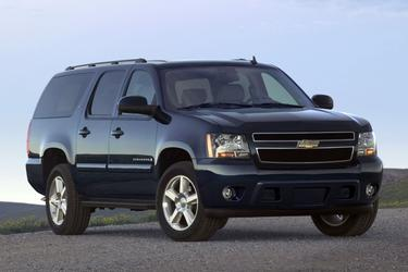 2009 Chevrolet Suburban LTZ SUV Merriam KS
