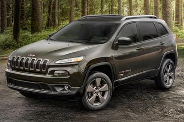 2016 Jeep Cherokee LIMITED SUV North Charleston SC