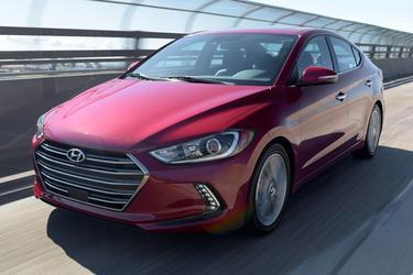 2017 Hyundai Elantra SPORT 4dr Car Wilmington NC