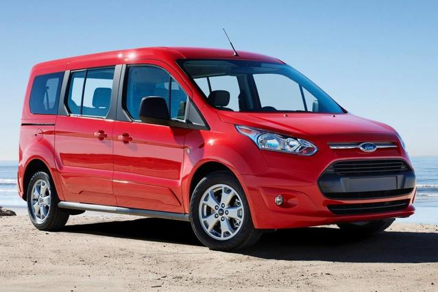2014 Ford Transit Connect XLT Mini-van, Cargo Slide 0