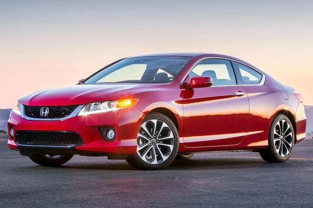 2014 Honda Accord Coupe EX-L 2dr Car Slide 0
