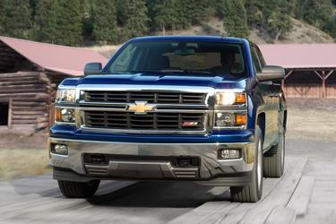 2014 Chevrolet Silverado 2500HD LTZ Pickup Slide