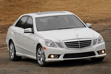 2012 Mercedes-Benz E-Class 4DR SDN E350 4M Sedan AWD