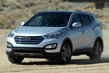 2014 Hyundai Santa Fe AWD 4DR GLS
