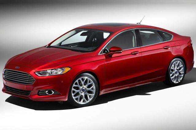 2015 Ford Fusion SE Hillsborough NC