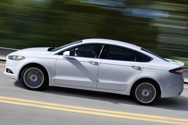 2015 Ford Fusion SE 4dr Car Hillsborough NC
