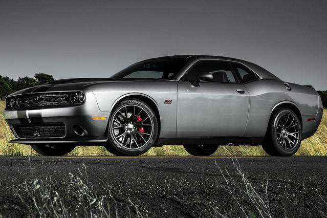 2016 Dodge Challenger 392 HEMI SCAT PACK SHAKER 2dr Car Slide 0