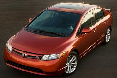 2008 Honda Civic EX Coupe Apex NC