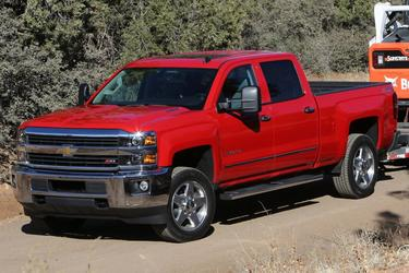 2015 Chevrolet Silverado 2500HD WORK TRUCK Pickup Slide