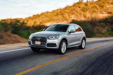 2018 Audi Q5 PREMIUM SUV Merriam KS