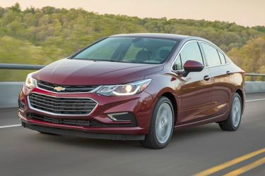 2016 Chevrolet Cruze LT Sedan Apex NC