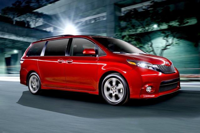 2017 Toyota Sienna LIMITED PREMIUM Mini-van, Passenger Slide 0