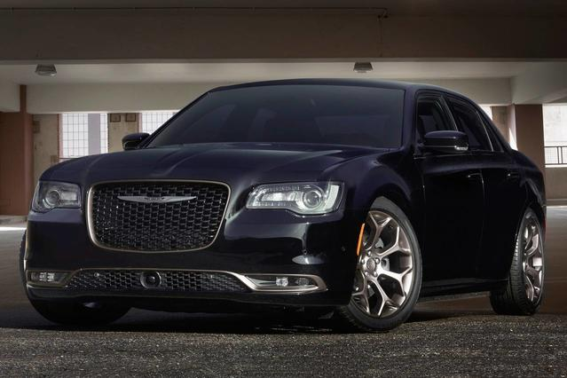 2016 Chrysler 300 S 4dr Car Slide 0