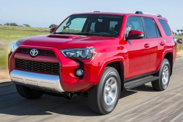 2016 Toyota 4Runner  SUV Garner NC