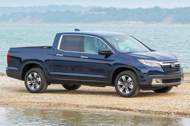2017 Honda Ridgeline RTL-E Pickup Merriam KS