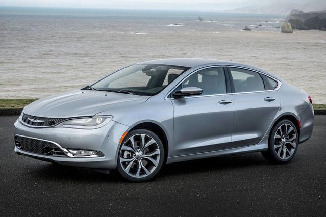 2016 Chrysler 200 LIMITED Manassas VA