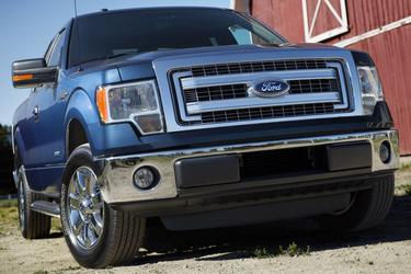 2013 Ford F-150 4WD SUPERCREW 4D SuperCrew Lexington NC