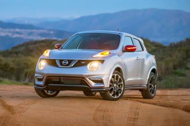 2017 Nissan JUKE SV SUV North Charleston SC