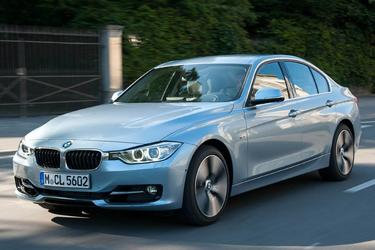 2014 BMW 3 Series 320I Sedan Slide