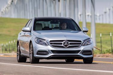 2016 Mercedes-Benz C-Class C 450 AMG Sedan Slide