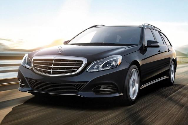 2015 Mercedes-Benz E-Class E 350 LUXURY 4dr Car Slide 0