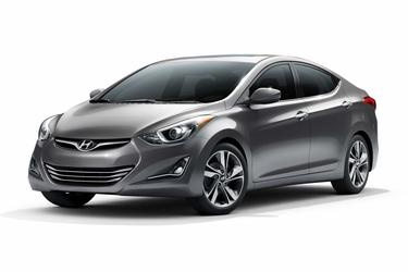 2016 Hyundai Elantra SE Sedan Apex NC