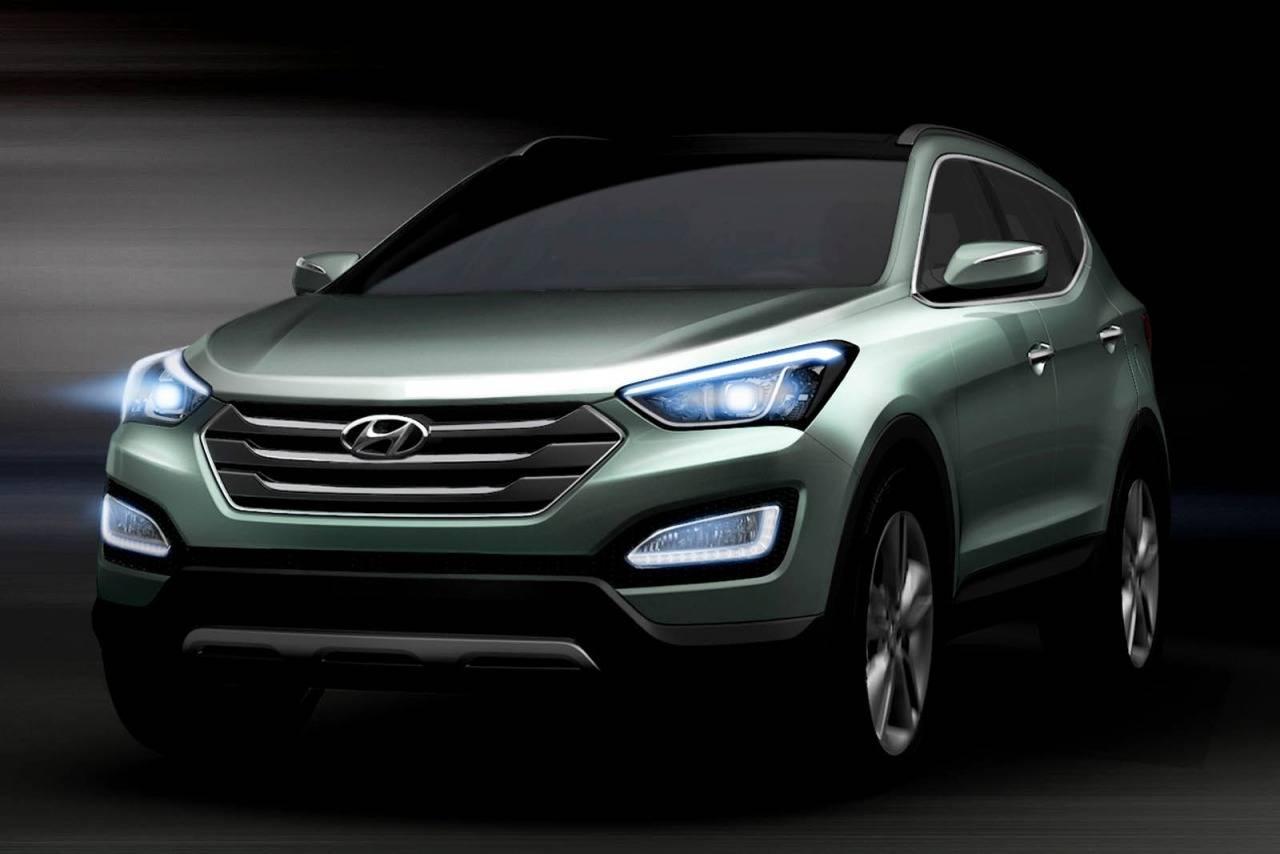 2013 Hyundai Santa Fe SPORT 2.0T SUV Slide 0