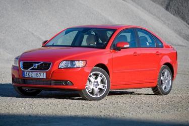 2008 Volvo S40 2.4L W/SNRF Sedan Apex NC