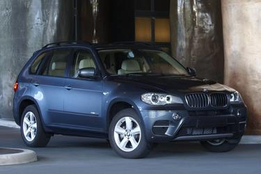 2011 BMW X5 35D SUV Slide