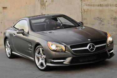 2015 Mercedes-Benz SL-Class 2DR ROADSTER SL 400 Wake Forest NC