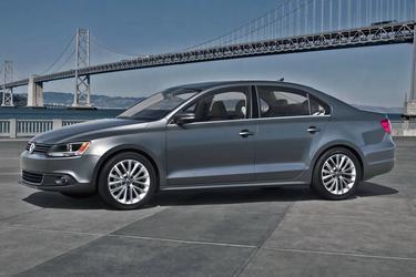 2013 Volkswagen Jetta Sedan SEL W/NAV Sedan Wilmington NC