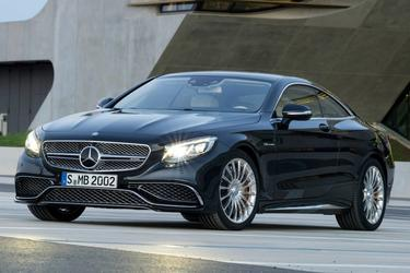 2015 Mercedes-Benz S-Class S 550 Sedan Apex NC