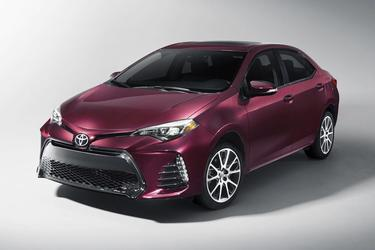 2017 Toyota Corolla LE Hillsborough NC