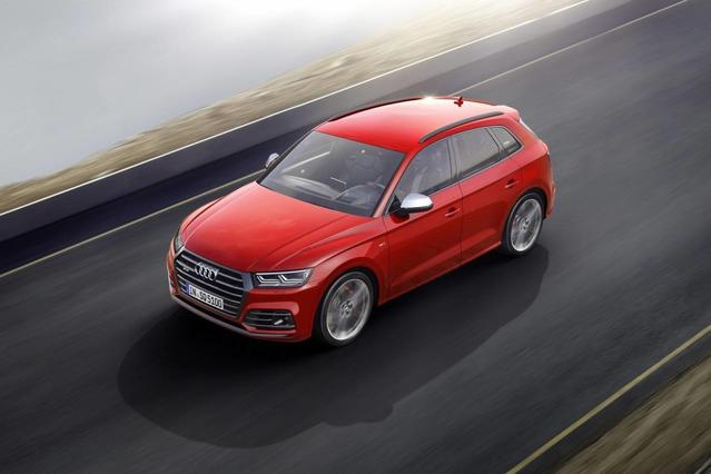 2018 Audi Sq5 PREMIUM PLUS SUV Slide 0