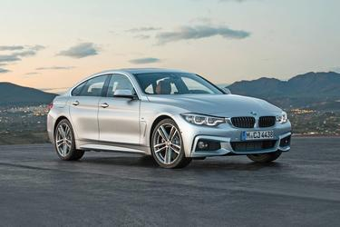 2018 BMW 4 Series 430I Sedan Slide