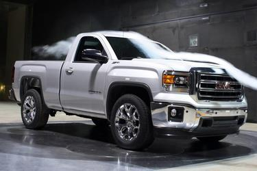 2017 GMC Sierra 2500HD DENALI Pickup Slide