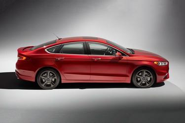 2017 Ford Fusion SE 4dr Car Durham NC