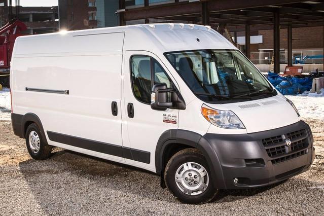 """2016 RAM Promaster Cargo Van 1500 LOW ROOF 136"""" WB Full-size Cargo Van Slide 0"""