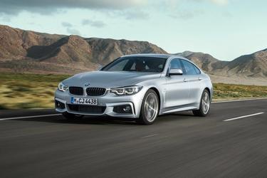 2018 BMW 4 Series 440I Sedan Apex NC