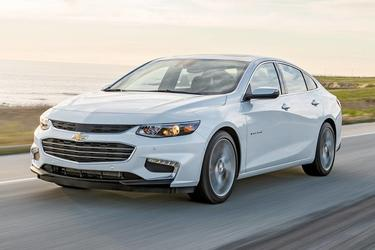 2017 Chevrolet Malibu LS Sedan Slide