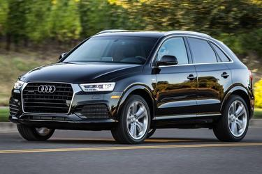 2018 Audi Q3 SPORT PREMIUM PLUS SUV Merriam KS